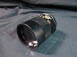 Vivitar 1:2.8 Lens, Auto, 135Mm, Telephoto