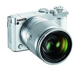 Nikon 1 J5 Mirrorless Digital Camera w/ 10-100mm Lens  Color