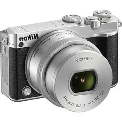 Nikon Nikon 1 J5 20.8 Megapixel Mirrorless Camera with Lens