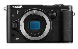 Nikon 1 V3 18.4 MP Mirrorless Digital Camera Body Only