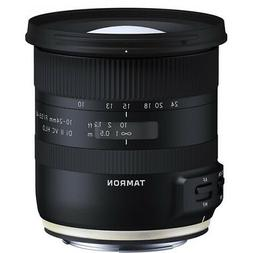 Tamron 10-24mm f/3.5-4.5 Di II VC HLD Lens for Canon Digital