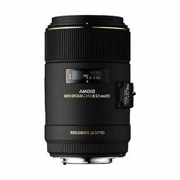 Sigma 105mm F2.8 EX DG OS HSM Macro Lens for Canon SLR Camer