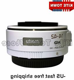MeiTu 14-42mm f/3.5-5.6 Power Zoom Lens for Panasonic Olympu