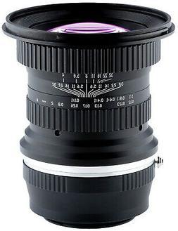 Opteka 15mm f/4 LD UNC AL 1:1 Macro Wide Angle Full Frame Le