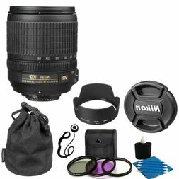 Nikon 18-105mm f/3.5-5.6G ED VR AF-S DX For Nikon DSLR Camer