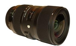 Sigma 18-35mm f/1.8 DC HSM Art Lens for Canon  BRAND NEW