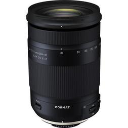 Tamron 18-400mm f/3.5-6.3 Di II VC HLD Lens for Nikon DSLR C