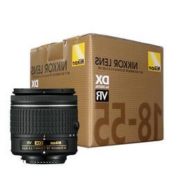 Nikon 18-55mm f/3.5-5.6G VR AF-P DX NIKKOR Zoom Lens ORIGINA
