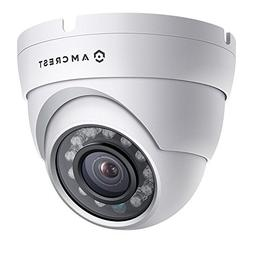Amcrest Full HD 1080P 1920TVL Dome Outdoor Security Camera,