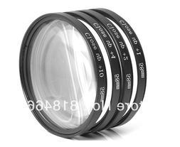 1pcs 58mm GREEN.L Macro Close Up <font><b>Lenses</b></font>