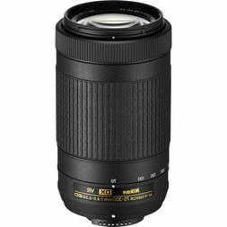 Nikon 20062 AF-P DX NIKKOR 70-300mm F/4.5-6.3 G ED VR Lens