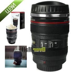 24-105 Camera Lens Coffee Mug Photo Coffee Cup Stainless Ste