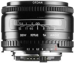 Sigma 24mm F2.8 Lens for Pentax-AF Camera