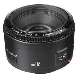 CANON 2514A002BA EF 50mm f/1.8 II Lighweigh Les
