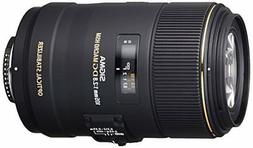 Sigma 258306 105mm F2.8 EX DG OS HSM Macro Lens for Nikon DS