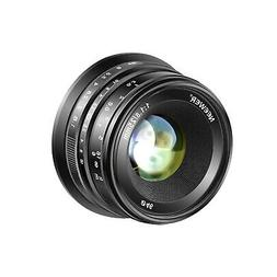 Neewer 25mm f/1.8 Manual Focus Lens for Sony E-Mount Digital