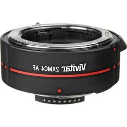 Vivitar 2x 4 Elements Teleconverter for Nikon DSLR Digital S