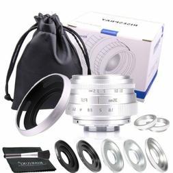 Fujian 35mm f/1.6 CCTV Lens for Fujifilm Fuji X mount Camera