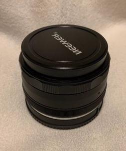 Neewer 35mm f/1.7 Manual Prime Fixed Lens