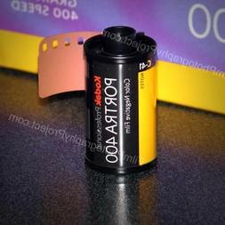 35mm Film - Kodak Portra 400 Color