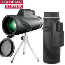 40x60 Clip-on Optical Zoom HD Telescope Camera Lens For Univ
