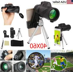 US 40x60 Clip-on Optical Zoom HD Telescope Camera Lens For U
