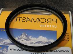 Promaster  37 mm UV Filter for Camera Lens - Brand New