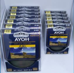 Hoya 49_82mm CPL Circular Polarizing CIR-PL  FILTER for Cano