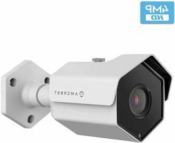AMCREST 4MP ULTRA HD IP CAMERA POE IP4M-1026EW 2.8 MM LENS W