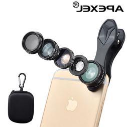 Apexel 5 Phone Camera Lens Kit