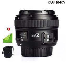 YONGNUO 50 mm <font><b>Lens</b></font> YN50mm F1.8 Large Ape