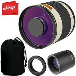 500mm 1000mm f6 3 telephoto mirror lens