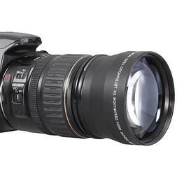 52mm Telephoto <font><b>Lens</b></font> 2.0X 52 2X Optical T