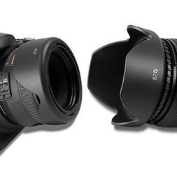 58MM Reversible Flower Lens Hood  for Canon EOS Rebel