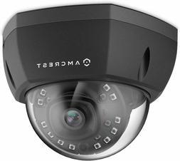 Amcrest 5MP Outdoor PoE IP Camera, UltraHD Security Camera,