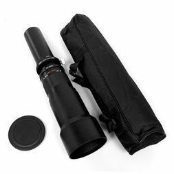 Vivitar 650-1300mm f/8-16 Telephoto Zoom Lens for Pentax DS