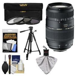 Tamron 70-300mm f/4-5.6 Di LD Macro 1:2 Zoom Lens  for Nikon