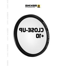 Meking 72mm Macro Close Up <font><b>Lenses</b></font> Filter
