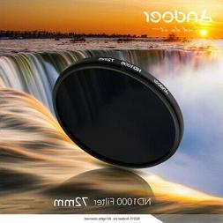 Haida 62mm Slim PRO II Multi-Coated ND1000 Filter Neutral Density ND 62 10 Stop
