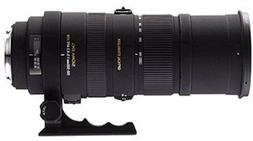 Sigma 150-500mm f/5-6.3 AF APO DG HSM Telephoto Zoom Lens fo