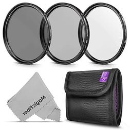 77MM Altura Photo Professional Photography Filter Kit  for C