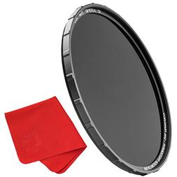 77mm X2 10-Stop ND Filter for Camera Lenses - Neutral Densit