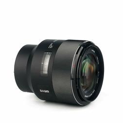 Meike 85mm F1.8 Auto Focus Full Frame Portrait Lens for Sony