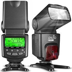Altura Photo AP-N1001 Speedlite Flash for Nikon DSLR Camera