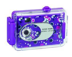 Aquashot Underwater Digital Camera, 26690-RITE - Color may V