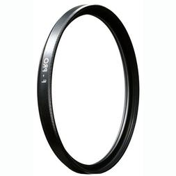 B+W 77mm Clear UV Haze with Single Coating