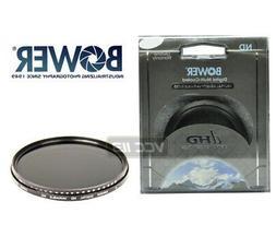 Bower FN72 Variable Neutral Density Filter 72 mm