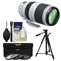 Canon EF 100-400mm f/4.5-5.6 L IS II USM Telephoto Zoom Lens