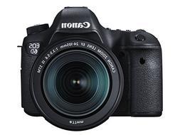 Canon EOS 6D 20.2 MP CMOS Digital SLR Camera with EF 24-105m