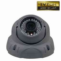 Dripstone 2.4MP 1080p HD-TVI Sony Sensor CCTV Dome Security